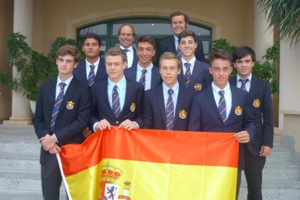 España Sub 18 en Bonalba