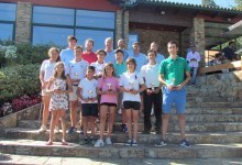 Éxito de participación en la IV edición del Open de Golf Sub 25 Trofeo Cabreiroá en el RCG La Coruña