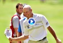 Así se fabricó el histórico 58 de Jim Furyk en el PGA. Tuvieron que pasar 1,5M de rondas para ello VÍDEO