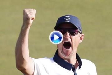 Este fue el momento en el que Rose ganó el oro en Río. Así reaccionó el inglés en el mismo 18 (VÍDEO)