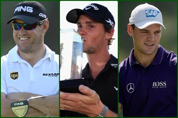 Europa ya tiene a los 12 que lucharán por la victoria en el Hazeltine National Golf Club