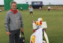 """Manuel Piñero: """"No será fácil la medalla, pero tenemos opciones. Rafa me está impresionando"""""""