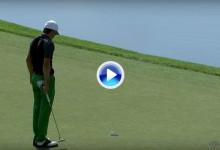 Michelob Ultra aprovecha el tirón del golf en los JJOO para hacer un spot muy especial (VÍDEO)