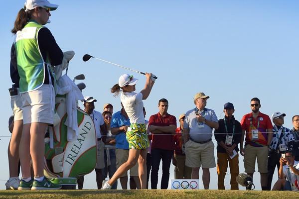 Miriam Nagl Golf Fem Rio @OlympicGolf