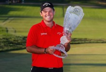 El texano Patrick Reed se aprovecha de un horrible final de Fowler para llevarse a casa The Barclays