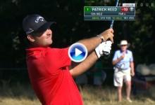 Patrick Reed conquista su quinto título en el PGA. De esta forma se impuso a Rickie Fowler (VÍDEO)