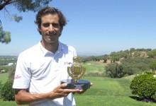 Pedro Oriol, profeta en su tierra. Firma en Puerta de Hierro su tercer título de la temporada