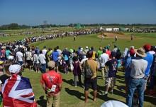 El golf cala en el programa olímpico. El domingo se agotaron las entradas (15.000) en Marapendi