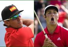 Cab.-Bello y Jon Rahm será la pareja que represente a España en la Copa del Mundo en Australia