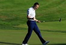La hazaña de Furyk ensombrece la segunda victoria en el PGA de Russell Knox. Jon Rahm, nuevo Top 25