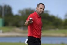 11-8-16, una fecha histórica para el mundo del Golf. La 1ª jornada Olímpica en imágenes (GALERÍA)
