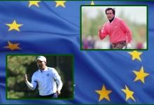 Sergio García, con 8 citas, igualará en Hazeltine al gran Seve como jugador europeo en la Ryder Cup