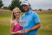 Wesley Bryan suma su 3er triunfo de la temporada en el Web.com y asciende automáticamente al PGA