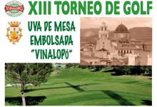Alenda Golf acoge un clásico. El 4 de septiembre, XIII Torneo Uva de Mesa embolsada del Vinalopó