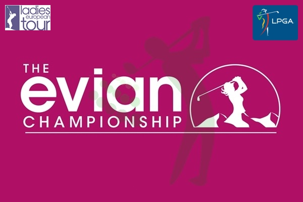 Evian Championship.