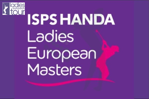 16 4 ISPS HANDA Ladies European Masters Marca y Logo
