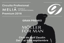 Zaudín acoge la 5ª prueba del Circuito Nacional Meliá Premio Möller for Man que organiza Gambito