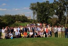 Gerentes de golf, reunidos en La Herrería, marchan con su rumbo marcado, unidos y con una sola voz