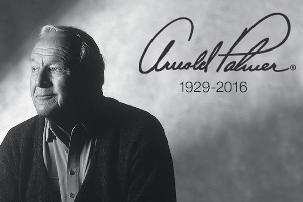 El trono se queda vacío. Fallece Arnold Palmer, uno de los mejores jugadores de todos los tiempos