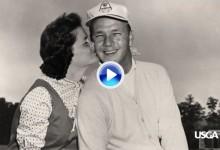 """La USGA rinde tributo a """"The King"""". Un repaso a la vida y logros de Arnold Palmer en solo 3′ (VÍDEO)"""