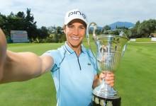 El triunfo de la constancia. Azahara vuelve a sonreír en un campo de golf con su 1ª victoria del año