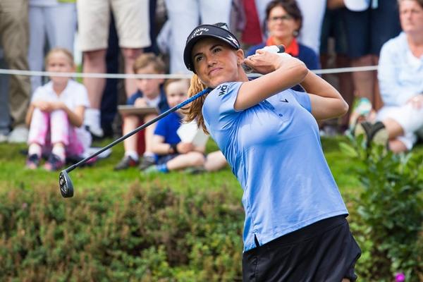 Belén Mozo fue segunda en el Ladies European Masters. Foto: LET-Tristan Jones