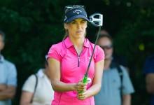 Belén Mozo lidera el Ladies European Masters. La gaditana, muy cerca de su 1ª victoria en Europa