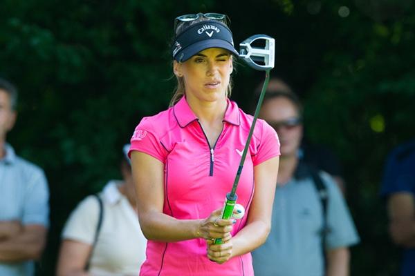 Belén Mozo lidera el Ladies European Masters. Foto: Tristan Jones