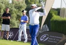 Balmaseda y Hortal revientan Zaudín en la 1ª Jor. del Circuito Meliá Hotels Premio Möller for Man
