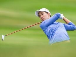 Tercer Top 10 del año para Carlota Ciganda. La navarra acaba 8ª en el Fubon LPGA de Taiwan