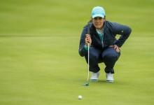 Caroline Rominger, descalificada ¡en su primer hoyo! en el Open de España tras obviar la regla 15-3