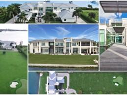 Rickie Fowler, a punto de firmar un cheque de 14 millones de dólares, el precio de su nueva mansión