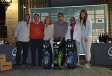 400 jugadores se dieron cita en La Herrería para la disputa del Circuito Premium 2016 Gambito Golf