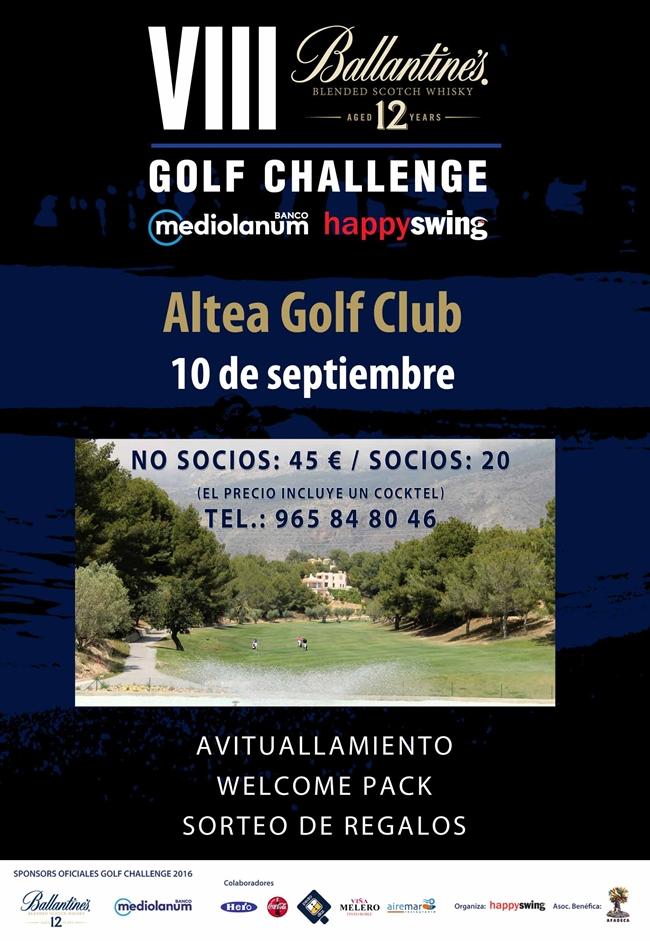 Club ALTEA GOLF Ballantines