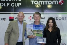 Tesla Motors Y Page Group triunfan en la final de la Executive Golf Cup – Trofeo Tomtom