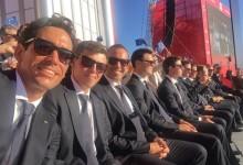 La vistosa ceremonia de inauguración de la Ryder Cup en 30 imágenes para la historia (FOTOGALERÍA)