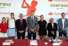 El Circ. Nacional Femenino estrena formato en El Saler. Profesional y amateur formarán equipo