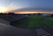 El tee del 1 del Hazeltine National de Minnesota se vestirá de gala para recibir la Ryder a final de mes