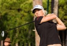 Un repóker de ganadoras engalanan el Andalucía Costa del Sol Open de España Femenino