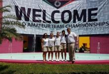 María Parra, Luna Sobrón y Harang Lee, a por el mundial femenino por equipos de México