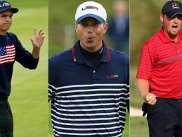 Kuchar, Holmes y Fowler, llamados por Love III para formar parte del Team USA en la Ryder