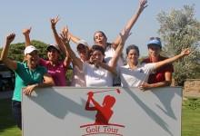Gemma Fuster y Virginia Espejo, catalana y madrileña, toman las riendas en Golf Vallromanes