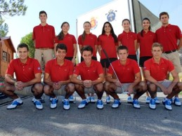 Doce golfistas componen la nueva promoción de la Escuela Nacional Blume, semillero de campeones