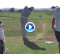 Esto es lo que sucede cuando fallas. Álvaro Quirós partió el palo por la mitad en un mal swing (VÍDEO)