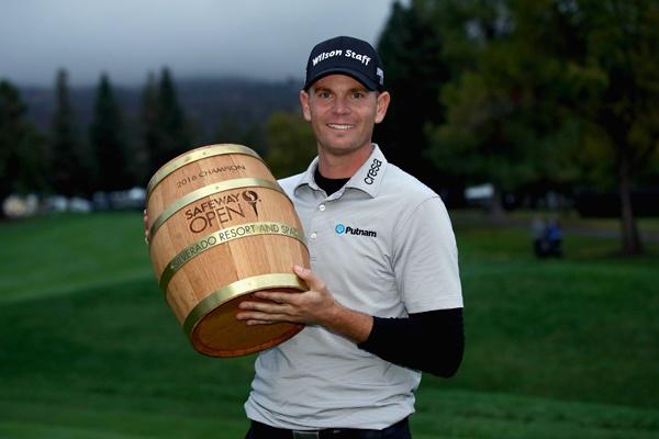 El californiano vuelve a reencontrarse con la victoria en el PGA más de un lustro después. Foto: @PGATour