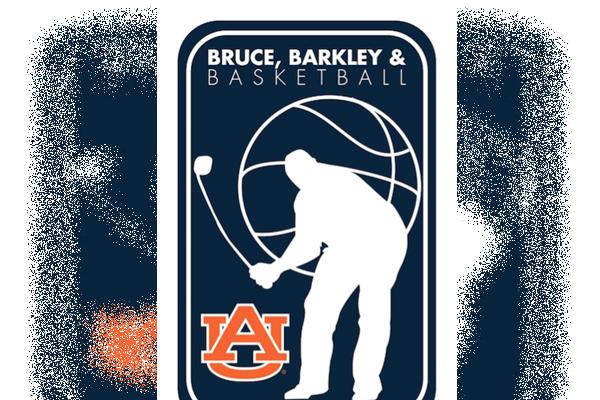 El logo del ex jugador de baloncesto realizando el swing es, cuanto menos, intrigante.