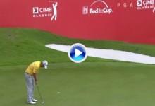 El Golf es duro: Este vídeo con las mejores corbatas del CIMB Classic podría firmarlo cualquiera (VÍDEO)