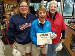 De nuevo demostrado, para el Golf no hay edad. Golfista de 91 años firma su primer Hoyo en Uno