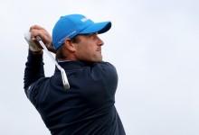 Florian Fritsch, el golfista que tiene miedo a volar, renovó la tarjeta del circuito en solo 12 torneos