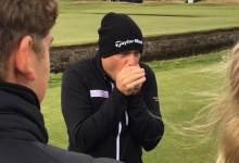 El Golf es duro: Después de 5.579 golpes, Storm se queda sin tarjeta por tan solo ¡100€! (Inc. VÍDEO)